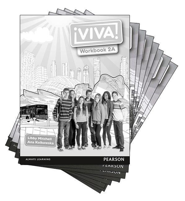 Viva! 2A Workbook Pack