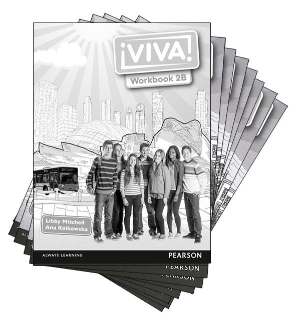 Viva! 2B Workbook Pack