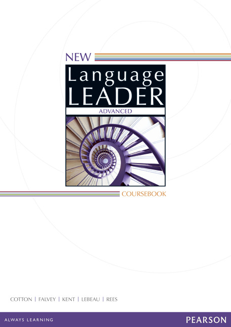New Language Leader Advanced Coursebook