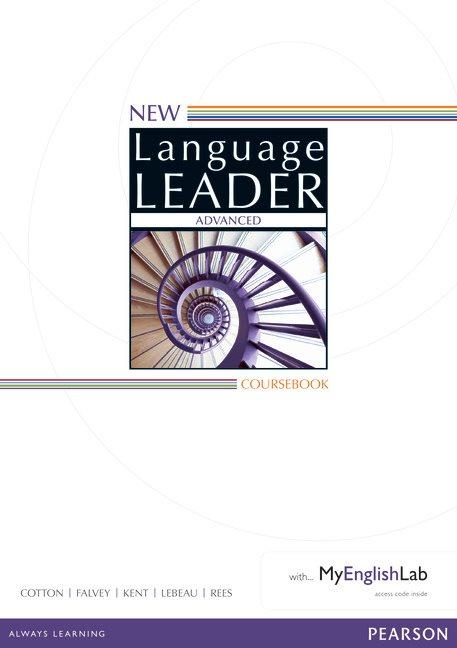 New Language Leader Advanced Coursebook with MyEnglishLab