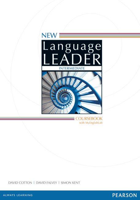 New Language Leader Intermediate Coursebook with MyEnglishLab