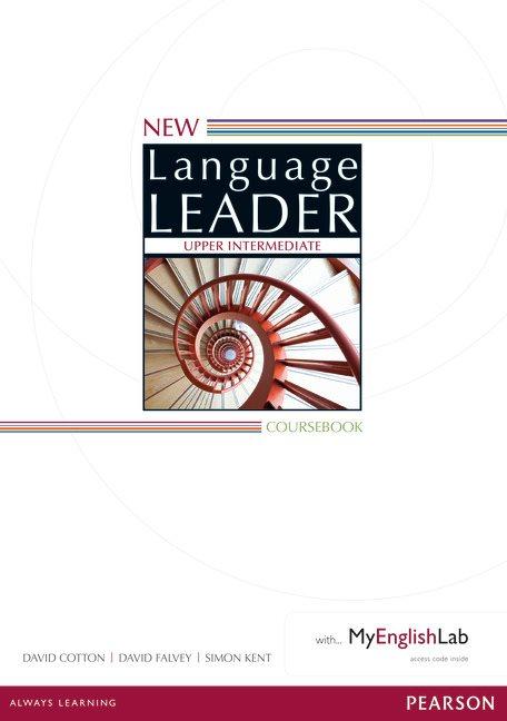 New Language Leader Upper Intermediate Coursebook with MyEnglishLab