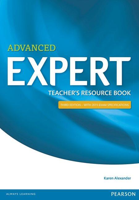 Expert Advanced Teacher's Resource Book