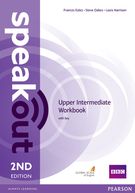 Speakout Upper Intermediate Workbook with Key