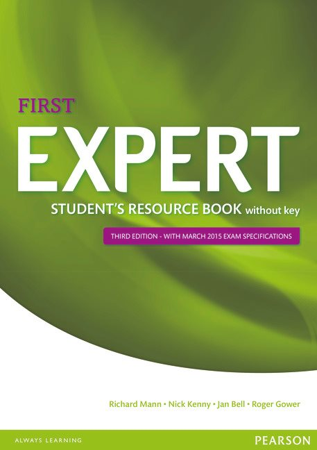 Expert First Student's Resource without Key