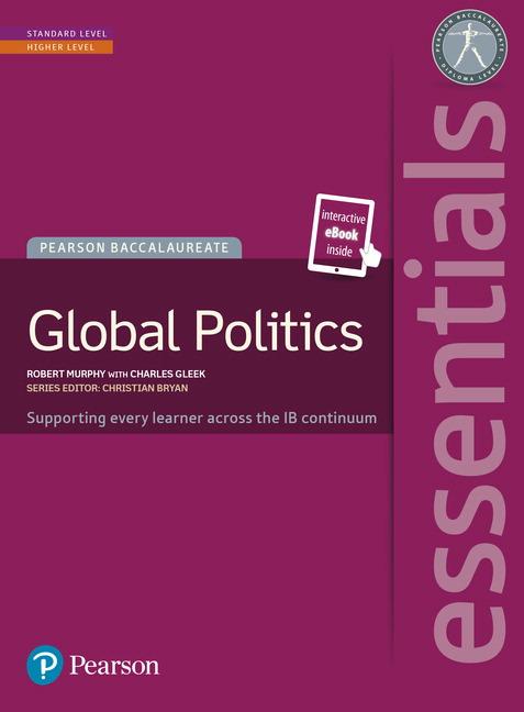 Essentials: Global Politics for the IB Diploma (Book + eBook)