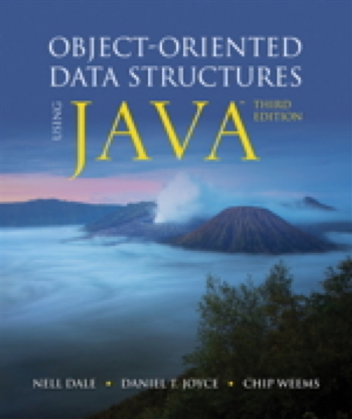 Object-Oriented Data Structure Using Java, Third Edition