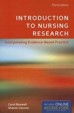 Introduction To Nursing Research : Incorporating Evidence-Based Practice