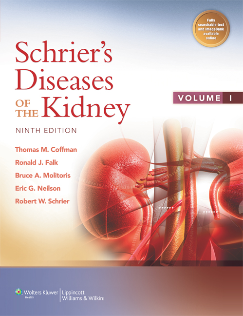 Diseases of the Kidney and Urinary Tract Three-Volume Set