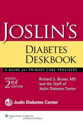 Joslin's Diabetes Handbook