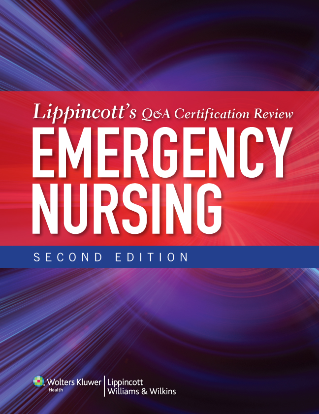 Lippincott's Q and A Certification Review : Emergency Nursing