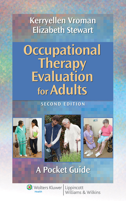Occupational Therapy Evaluation for Adults