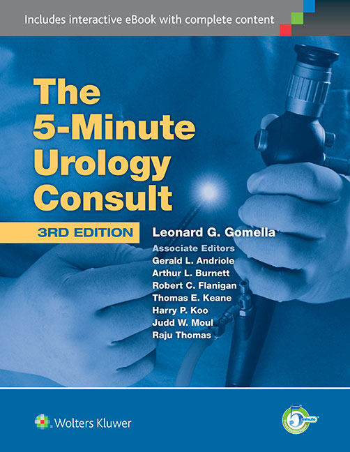 The 5-Minute Consult Series: The 5 Minute Urology Consult