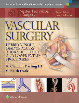 Master Techniques in Surgery: Vascular Surgery: Hybrid, Venous, Dialysis Access and Lower Extremity Procedures (Master Techniques in Surgery)