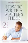 How to Write a Master's Thesis 2ed