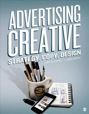 Advertising Creative: Strategy, Copy, and Design 3ed