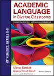 Academic Language in Diverse Classrooms: Mathematics, Grades 6-8 : Promoting Content and Language Learning