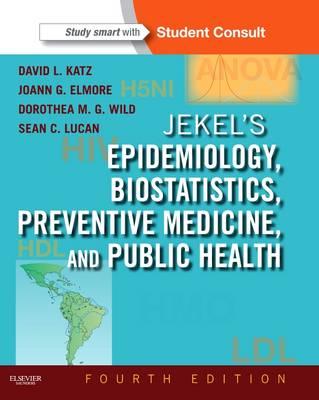 Jekel's Epidemiology, Biostatistics, Preventive Medicine 4e