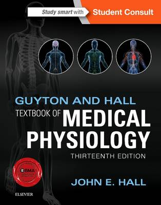 Guyton and Hall Textbook of Medical Physiology 13E