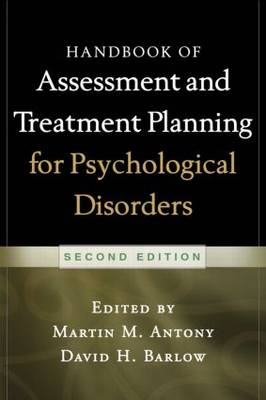 Handbook of Assessment and Treatment Planning for Psychological Disorders 2ed