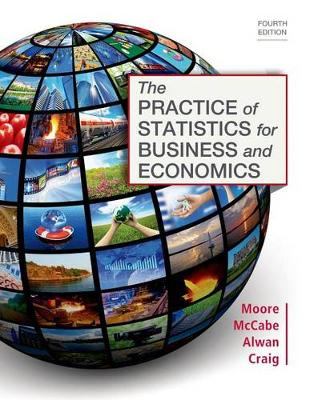 Practice of Stats for Business & Econ 4e