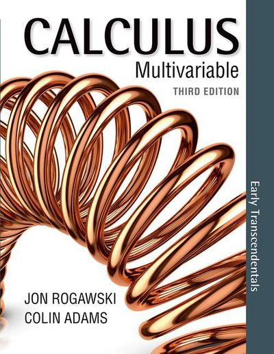 Calculus Early Transcendentals MV 3e