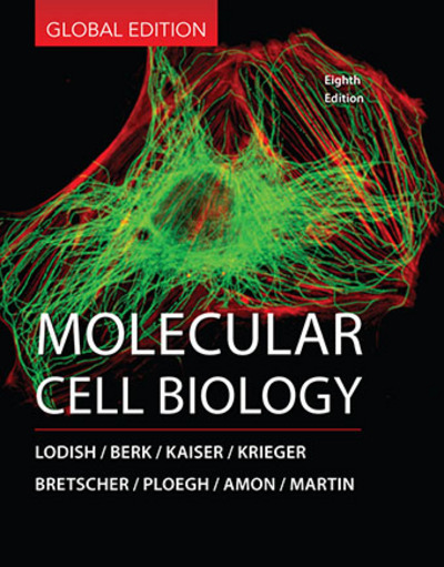 Molecular Cell Biology, 8th Edition