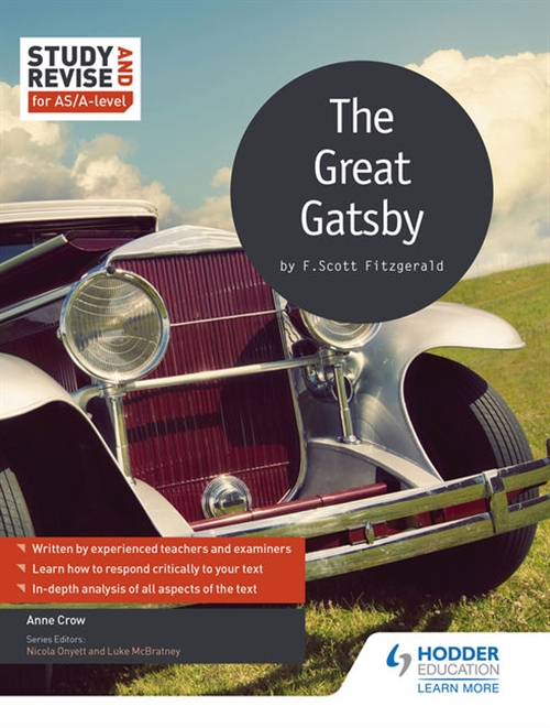 Study & Revise: The Great Gatsby for AS/A Level