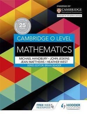 Cambridge O Level Mathematics