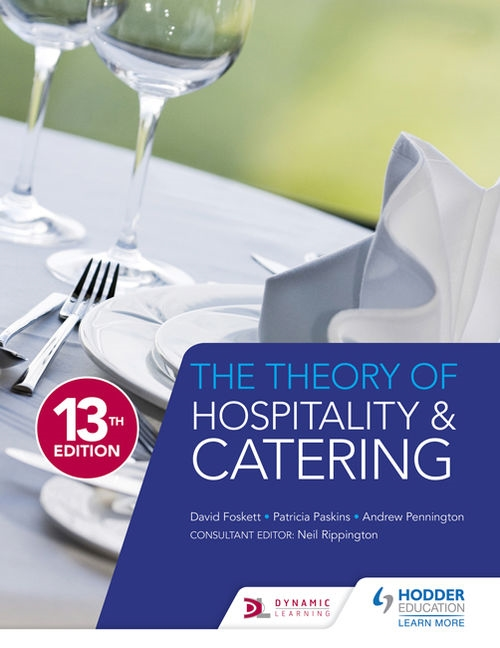 The Theory of Hospitality and Catering