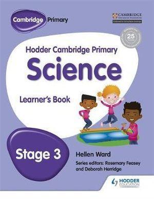 Hodder Cambridge Primary Science Learner's Book 3