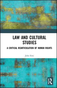 Law and Cultural Studies