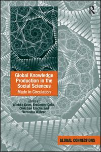 Global Knowledge Production in the Social Sciences