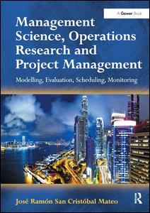 Management Science, Operations Research and Project Management