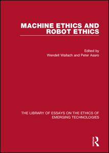 Machine Ethics and Robot Ethics