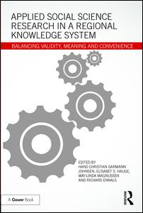 Applied Social Science Research in a Regional Knowledge System