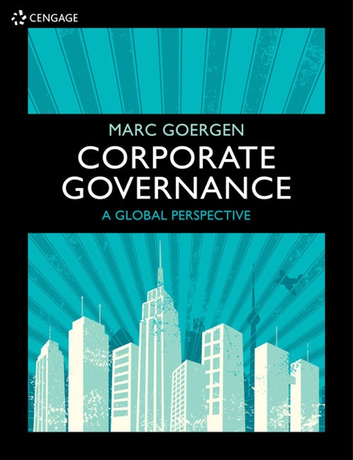 Corporate Governance : A Global Perspective