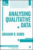 Analyzing Qualitative Data 2ed