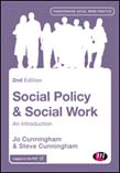 Social Policy and Social Work: An Introduction 2ed