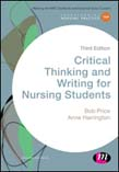 Critical Thinking and Writing for Nursing Students 3ed