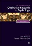 SAGE Handbook of Qualitative Research in Psychology 2ed