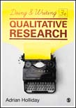 Doing and Writing Qualitative Research 3ed