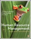 Human Resource Management: Strategic and International Perspectives 2ed