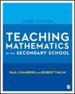 Teaching Mathematics in the Secondary School 3ed