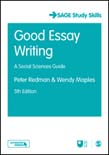 Good Essay Writing: A Social Sciences Guide 5ed