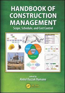Handbook of Construction Management
