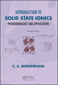 Introduction to Solid State Ionics