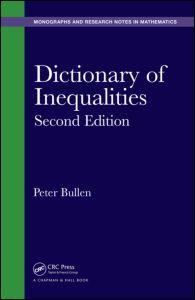 Dictionary of Inequalities