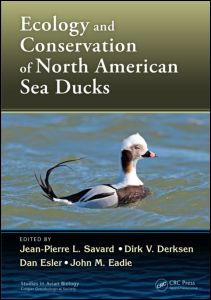 Ecology and Conservation of North American Sea Ducks