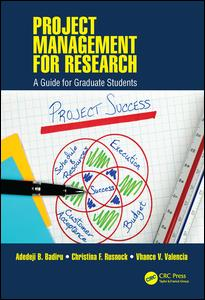 Project Management for Research